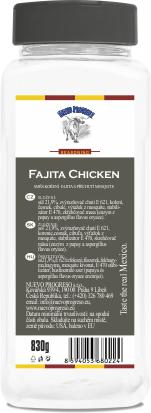 Fajita Chicken 840 g