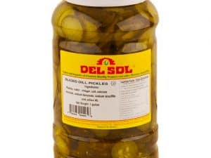 Sliced Dill Pickles 3,78 l