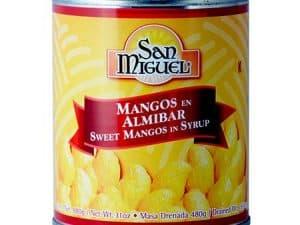 San Miguel Mangó szeletelt 880g