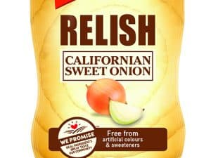 California Sweet Relish Hagyma 320g