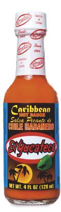 Salsa Habanera – CARIBBEAN 120 ml