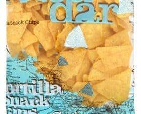 NP Snack Tortilla Chips Chedar 800g