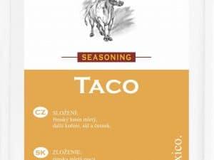 Taco fűszerkeverék 640 g