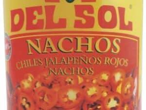 Jalapeno Nacho Szeletelt PIROS 2,8 kg