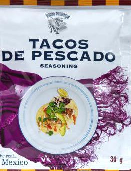 Tacos de Pescado 30 g