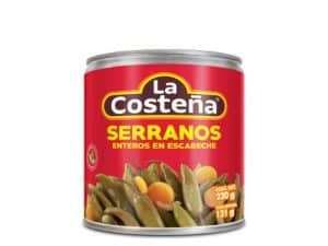 Serrano Egész 220 g