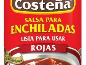 Salsa Enchiladas Rojas 420g