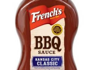 BBQ Kansas City Classic French's 396g