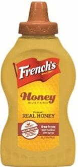 Mustár Sárga Mézes Frenchs 340 g