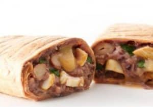 Chicken BBQ Burrito 12 db