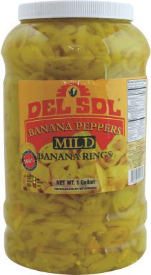 Banana Rings Mild Del Sol 3,78 l műanyag