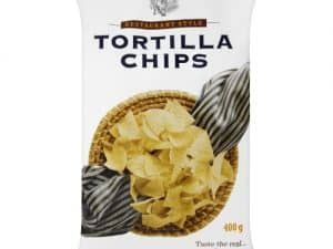 RESTAURANT STYLE Tortilla Chips 400g