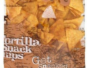 NP Snack Tortilla Chips BBQ 800g