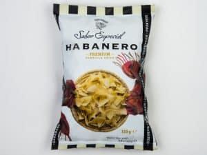 Chips SABOR ESPECIAL Habanero 120g