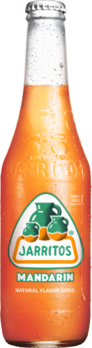 Jarritos Mandarin 370 ml