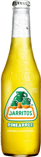Jarritos Ananász 370ml