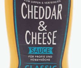 Cheddar Cheese Sauce 950g