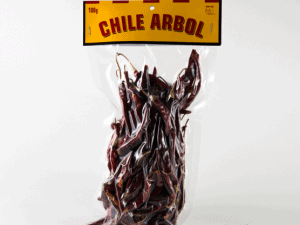 Arbol Chili Szárított 100g